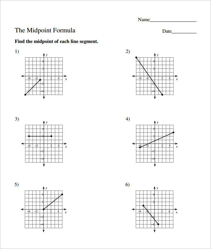High school geometry worksheets with answers pdf