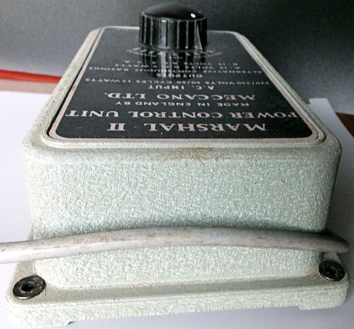 marshall 11 power controller instructions